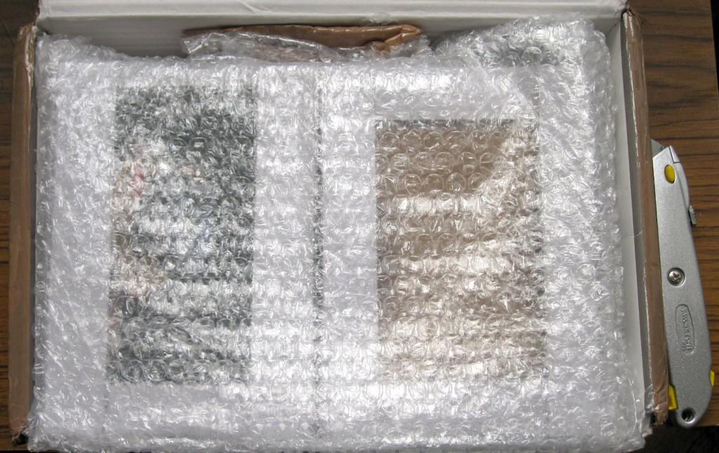 Returned package: der Versuch einer Annäherung