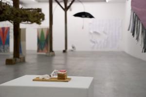 Apat na Araw, installation view