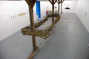site-specific installation